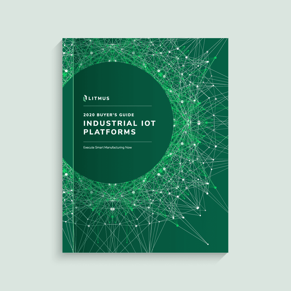2020 Industrial IoT Platforms Buyer's Guide