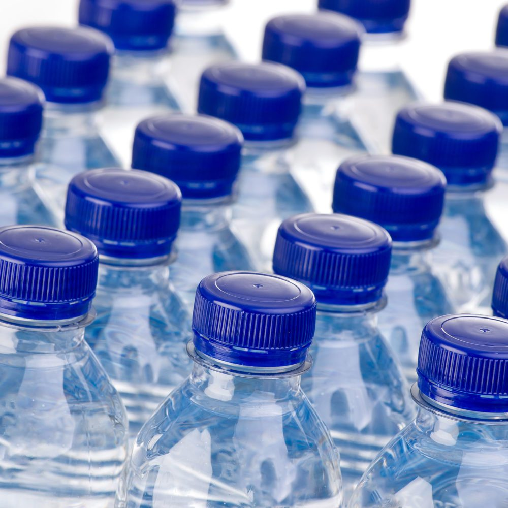 Bottled Water Industrial IoT Factory